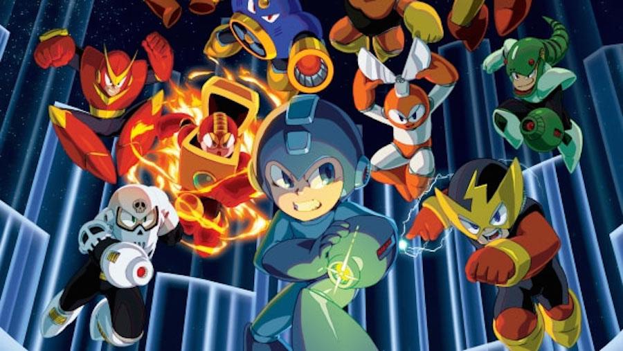 Megaman feature film in development by 20th Century Fox.