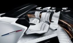 "Meet ""the Fractal"", the first luxury car to simulate a club experience"