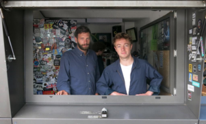 Stream Mount Kimbie and James Blake on NTS