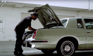 Watch Dam Funk sell his synth collection out of his car