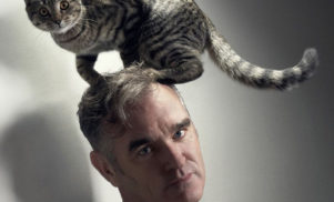 Morrissey criticises Australian plan to cull two million feral cats