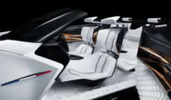 Peugeot to unveil first music-based concept car featuring Amon Tobin and SubPac