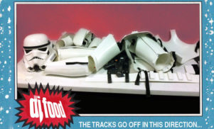 Watch DJ Food's Star Wars-themed video mix The Tracks Go Off In This Direction