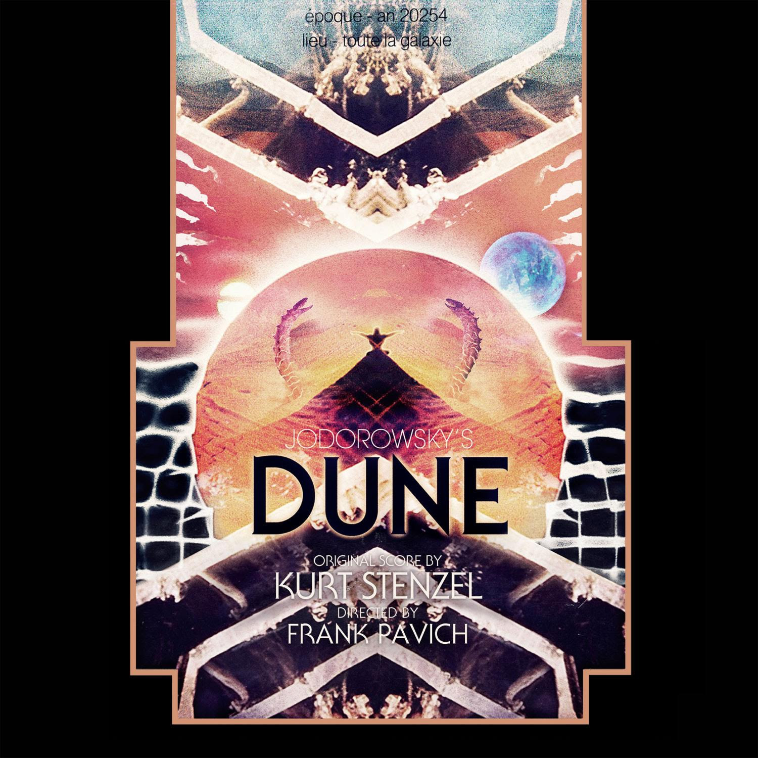 Light In The Attic prep vinyl release of <i>Jodorowsky's Dune</i> soundtrack
