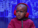 Three-year-old DJ destroys competition on South Africa's Got Talent