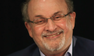 Watch Salman Rushdie recite and analyze Drake lyrics