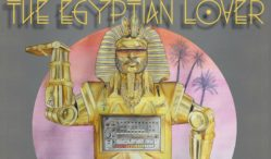 Electro kingpin Egyptian Lover announces first album in nine years