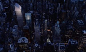 Fly over New York's skyscrapers in Hudson Mohawke's epic 'System' video