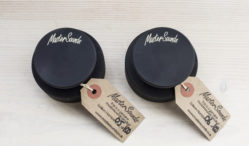 Win a pair of limited edition Master Sounds turntable weights