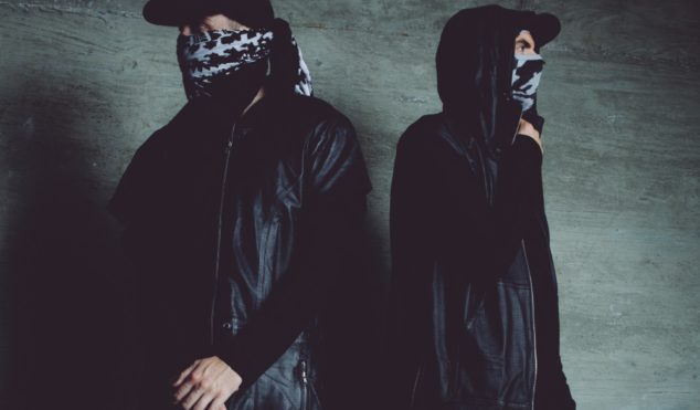 Alix Perez and Eprom aka SHADES drop a completely ridiculous Danny Brown bootleg