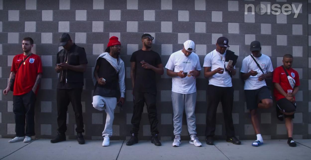 Watch Skepta take over America in 'Top Boy' video
