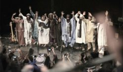 Desert blues band Tinariwen to release Live In Paris, Oukis N'Asuf – stream a track