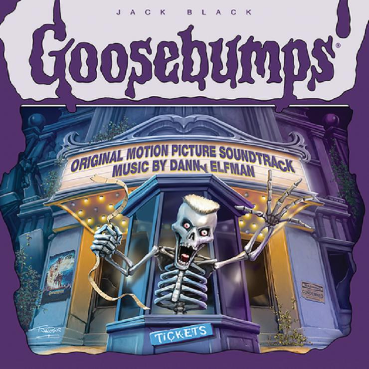 Danny Elfman S Goosebumps Score To Be Released On Vinyl