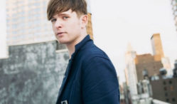 Hear James Blake cover Simon & Garfunkel's 'The Sound of Silence'