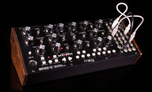 Moog reveals Eurorack-compatible Mother-32 synth