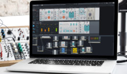 Native Instruments' Reaktor 6 lets you create a modular synth within your PC