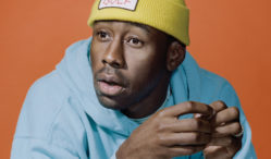 Tyler, the Creator shares abrasive new track 'Fuck It'