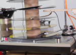 Watch Graham Dunning build a machine that plays techno by itself