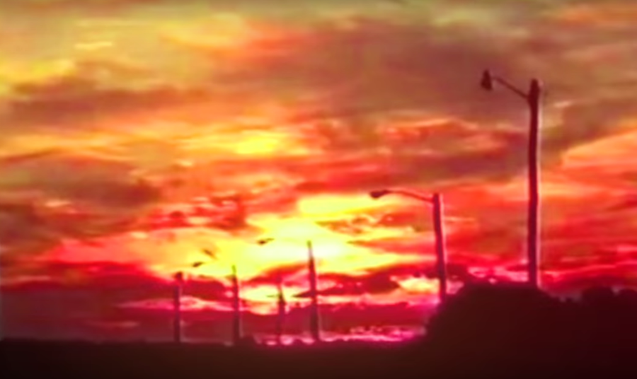 Dolphins and fireworks abound in Rustie's hyperkinetic video for 'First Mythz'