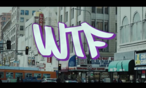 Watch Missy Elliott's video for 'WTF (Where They From)'