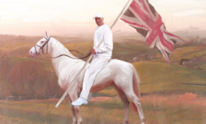 Artist who paints grime MCs into history set for Tate Britain