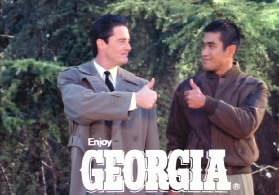 Watch David Lynch's Twin Peaks-themed Japanese coffee ads from the 90s