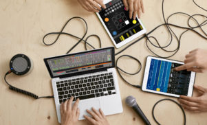 How Ableton's Link technology will change the way electronic musicians collaborate