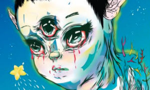Stream Grimes' new album Art Angels