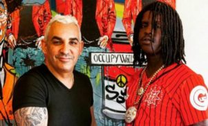 Chief Keef's record deal suspended