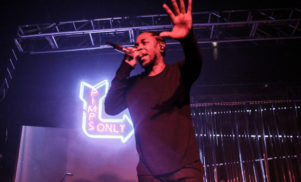 Watch Kendrick Lamar's impassioned speech on the dangers of fame