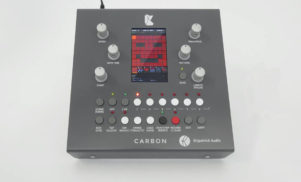 Carbon is a sequencer that controls all your gear from one box