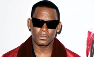 R. Kelly reveals The Buffet tracklist and artwork