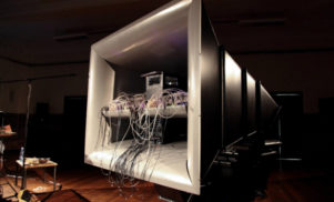 Artist creates synthesizer using his own stem cells