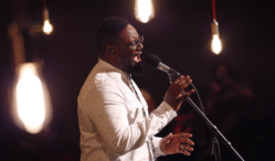T-Pain performs 'Officially Yours' on NPR Front Row