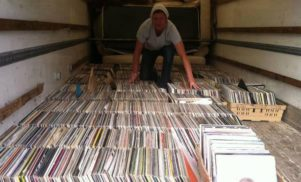 Another Haçienda resident is selling his entire record collection