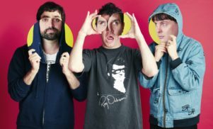 Never By Numbers: Animal Collective learn to play like the Ramones