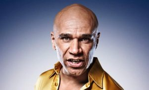 Goldie made MBE in New Year's Honours