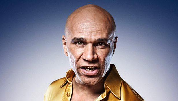 Goldie awarded in Queen's New Year's Honours