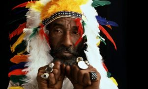 "Lee 'Scratch' Perry's ""secret laboratory"" destroyed in fire"