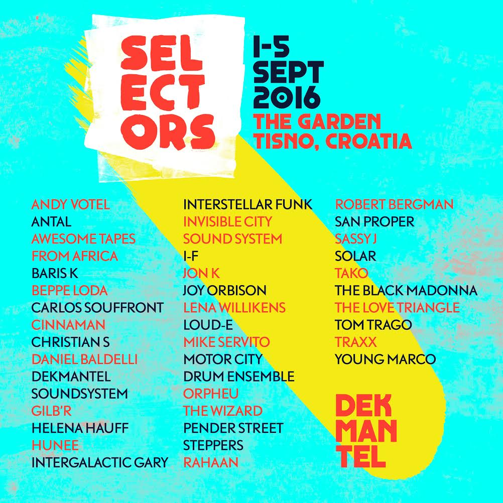 dekmantel-selectors-flyer