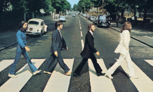 The Beatles catalogue is coming to streaming services on Christmas Eve