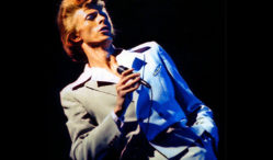 Germany thanks Bowie for helping bring down the Berlin wall