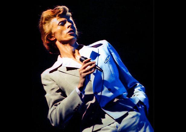 Bowie Berlin Wall