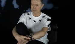 Stream David Bowie's new album Blackstar
