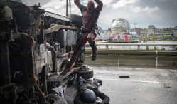 Mad Max meets Miami Vice on Junkie XL's Deadpool score, hear a new track now