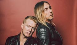 Iggy Pop and Josh Homme announce collaborative album Post Pop Depression