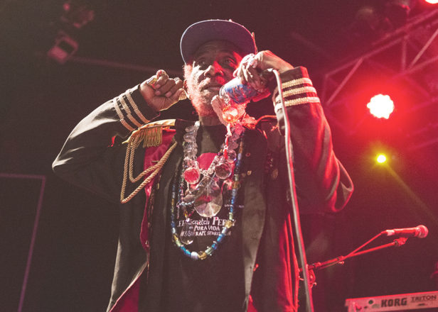 Lee 'Scratch' Perry documentary Vision of Paradise to tour UK screens