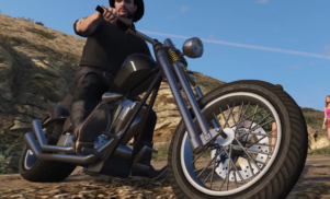 You can now play as Lemmy in Grand Theft Auto V