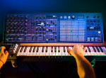 Arturia MatrixBrute analog synth unleashed