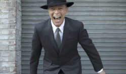 There are five unreleased songs from David Bowie's Blackstar sessions